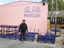 """Lieven (37) opent naast zomerbar Glasfabriek een tweede zaak in de Oude Vismijn: """"Een prachtig pand op een topligging, wat kan er mis gaan?"""""""