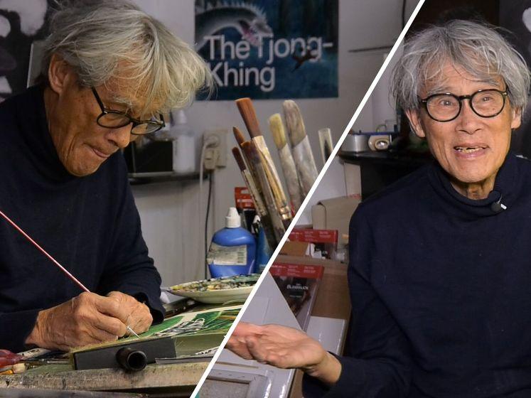 Kinderboeken illustrator Thé Tjong-Khing (87): 'Zonder tekenen is het gauw afgelopen'