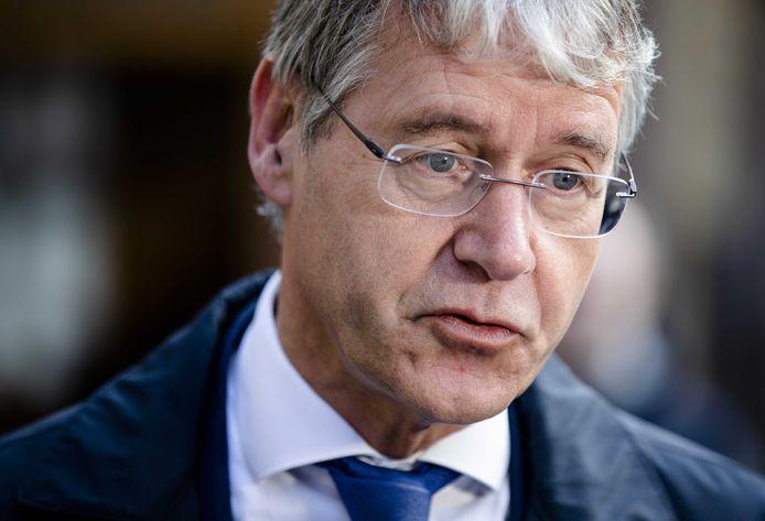 Minister Arie Slob.