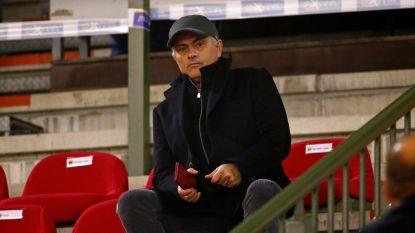 Mourinho's mysterieuze wegen: Lukaku ging wóensdag al naar huis - wist ook zijn coach