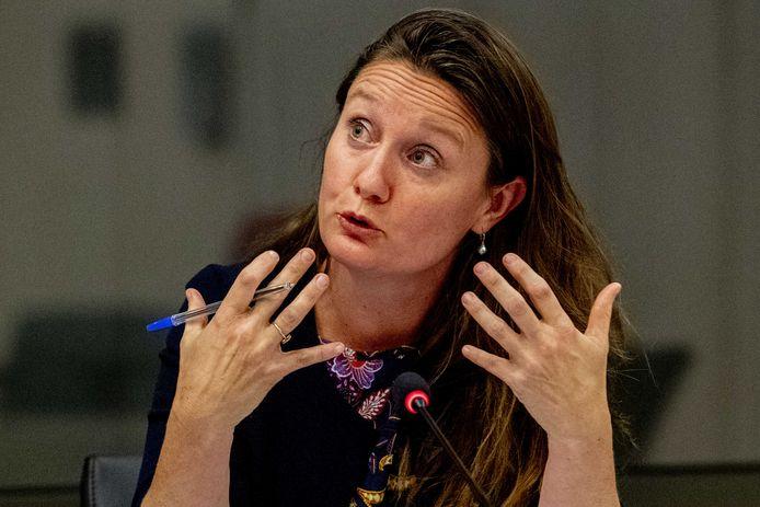 Suzanne Kröger van GroenLinks.