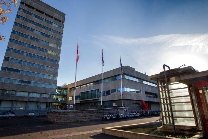 Het Stadhuis in Eindhoven