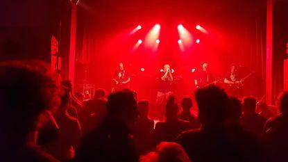 Red Zebra lokt bijna 400 bezoekers naar eerste concert in 25 jaar in Zaal Lux