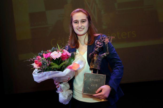 Sporttrofee_Overijse2018 Céline Coppieters