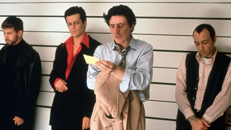 the usual suspects Beeld Humo
