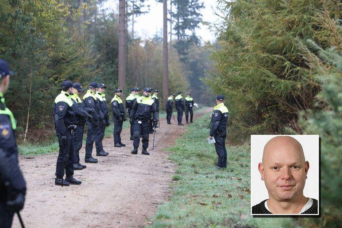 Edwin Takens wordt sinds 31 oktober vermist.