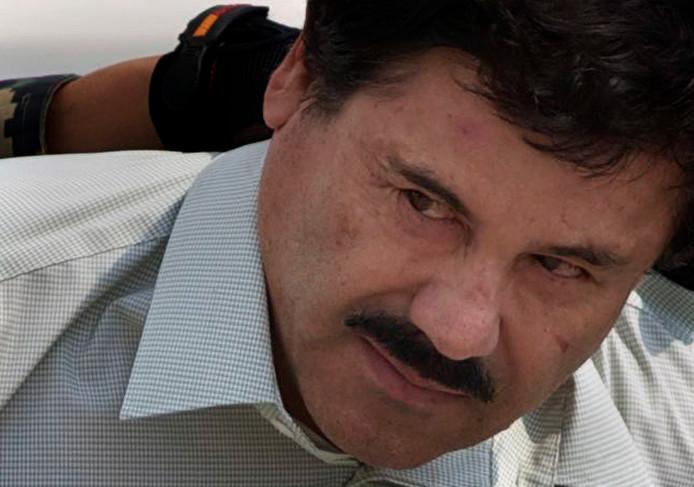 "Joaquin ""El Chapo"" Guzman' in 2014."