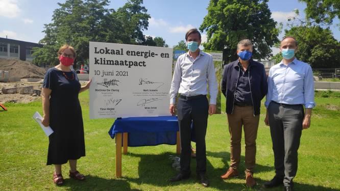 """Vlaamse regering trekt 1,5 miljoen euro extra uit voor Gents klimaatbeleid: """"Tegen 2030 minstens 40 procent minder CO2 uitstoten"""""""
