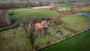 De boerderij in Ruinerwold waar het gezin negen jaar in afzondering leefde.