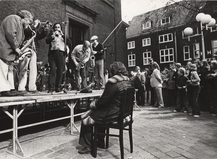 Jazz in Duketown  in 1976.