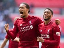 Wijnaldum terug, Van Dijk twijfelgeval bij Liverpool