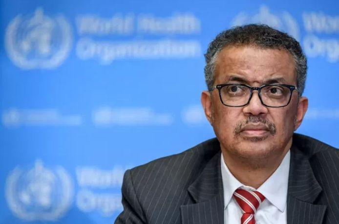 Dr Tedros Adhanom Ghebreyesus