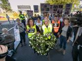 Honderd demonstranten tegen afschieten herten Oostvaardersplassen