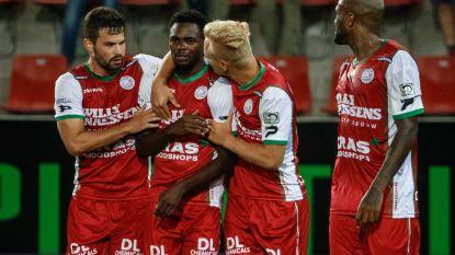 Zulte Waregem wint met 3-1 en pakt zes op zes, Charleroi verliest voor het eerst