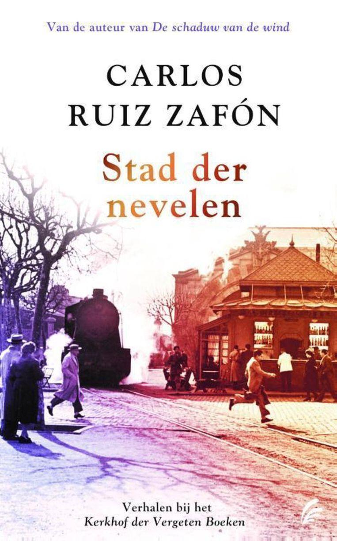 Carlos Ruiz Zafón: Stad der nevelen. Vertaald door Nelleke Geel. Uitgeverij Signatuur, €20, 208 blz. Verschijnt 15 jun Beeld