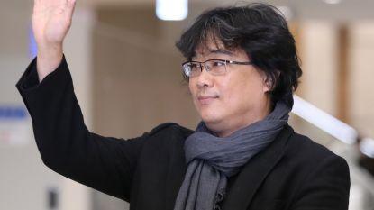 'Parasite'-regisseur als ware held onthaald in Zuid-Korea