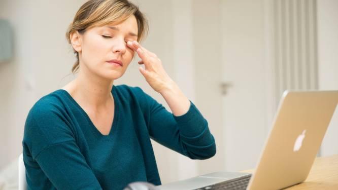Last van je ogen bij het computeren? Zo los je het op