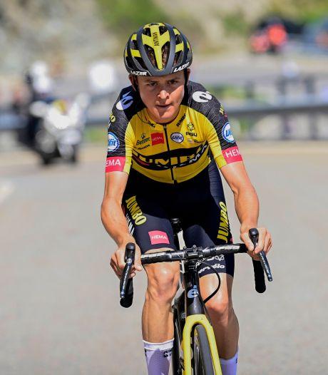 Antwan Tolhoek verlaat Jumbo-Visma en wordt ploeggenoot van Bauke Mollema