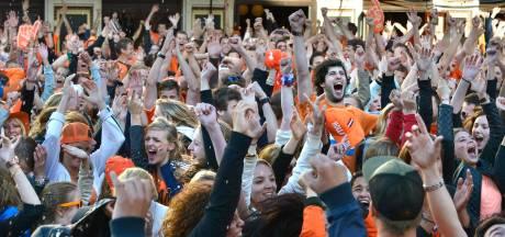 D66 wil tijdens EK voetbal fanzones in Nijmegen: 'Meer sfeer en minder risico op coronabesmetting'