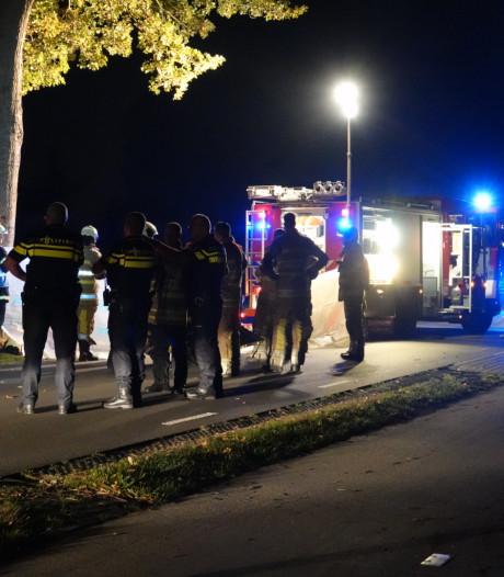 Dode man (80) in sloot Achterveld werd onwel in auto