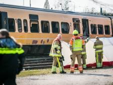 Dode door ontploffing in trein Nijmegen: 'alles trilde'