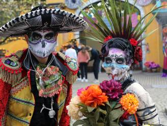 Macabere mondmaskers en ontsmette spookhuizen: Bobbejaanland start coronaveilige Halloween