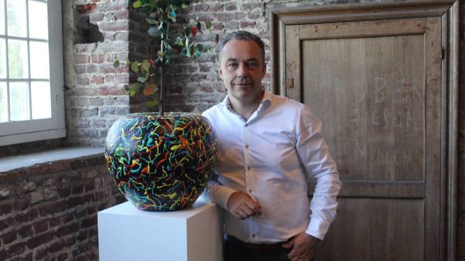 Rotary palmt voor twintigste keer Kasteel van Poeke in voor kunstbiënnale