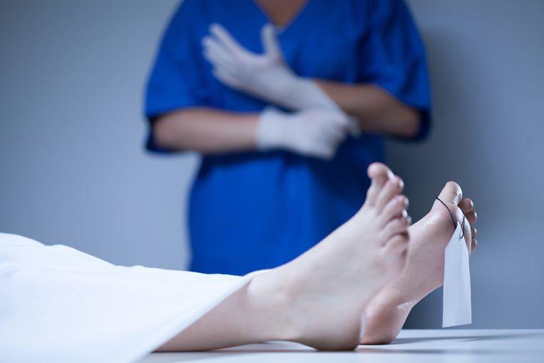 In België wordt op slechts 1 procent van de overledenen een autopsie uitgevoerd.