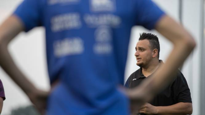Ozan Ihtiyar durft in de kelder van het amateurvoetbal toch te dromen van de eredivisie