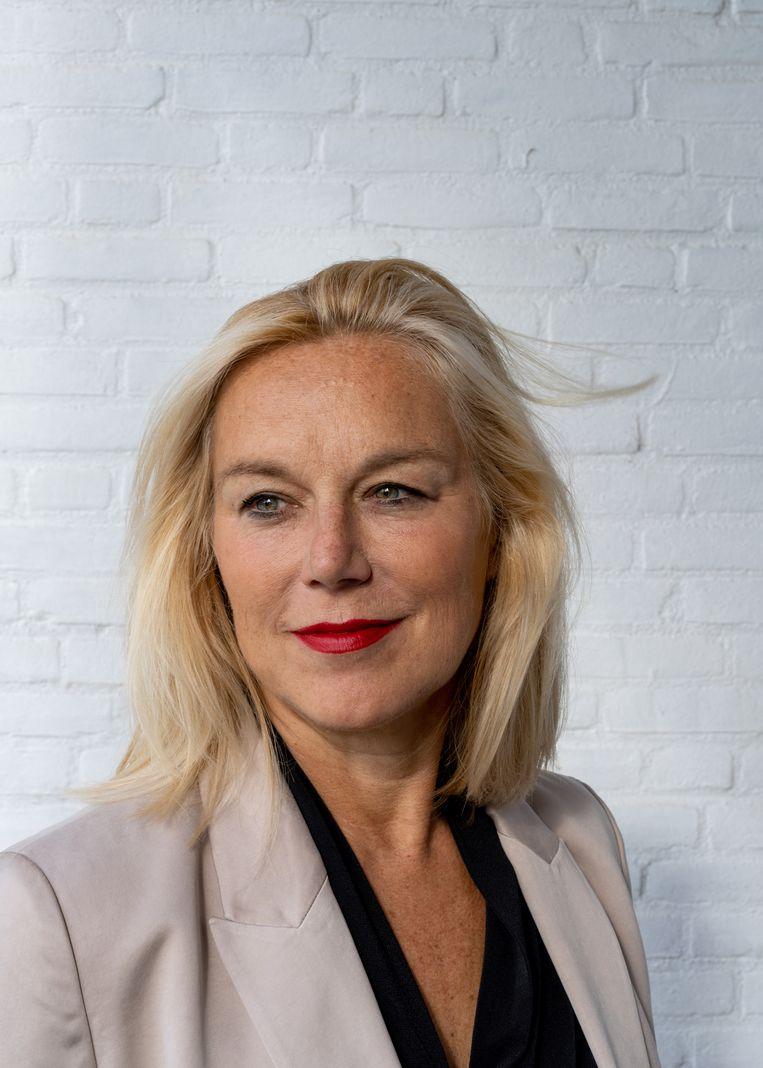 Sigrid Kaag: 'Doordat ik een tijdje weg ben geweest heb ik juist een veel scherpere blik op zaken. Ik zit niet vastgebakken in patronen.' Beeld Martine Stig