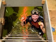 Next level: zwemmend ontsnappen uit de 'escapepool'
