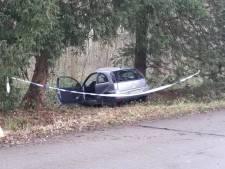 Un automobiliste décède dans une collision avec un arbre à Herzele