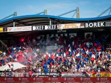 Willem II bij zege op Fortuna Sittard weer derde in de eredivisie