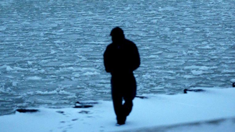 Lake Michigan Beeld AP