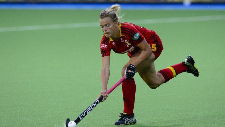 Charlotte De Vos Beeld BELGA