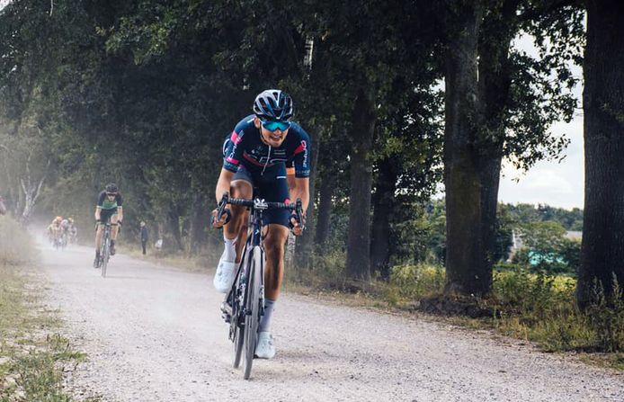 Milan Paulus kijkt uit naar de Ronde van Limburg.