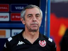 Tunesië en bondscoach Giresse uit elkaar