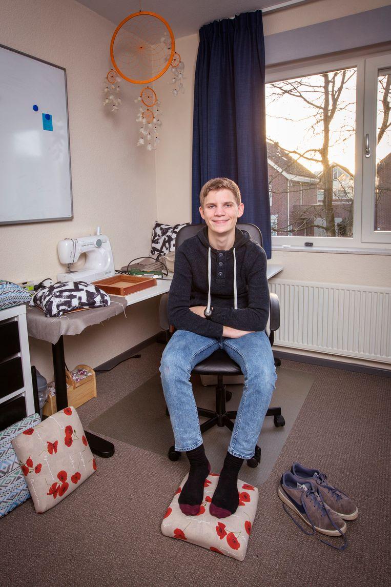 Christiaan van der Kuyl Beeld Jorgen Caris