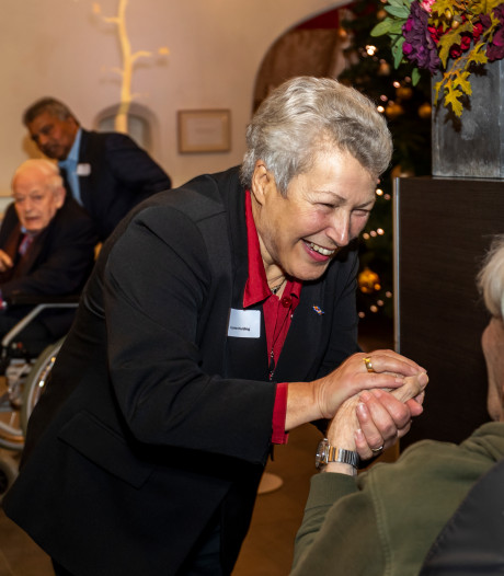 Seniorenburgemeester Corrie (67) is er klaar voor: 'Mijn collega Jan van Zanen is een lieffie'