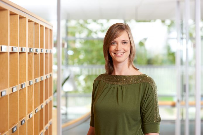 Marysha Molthoff, woordvoerder van het College voor de Rechten van de Mens.
