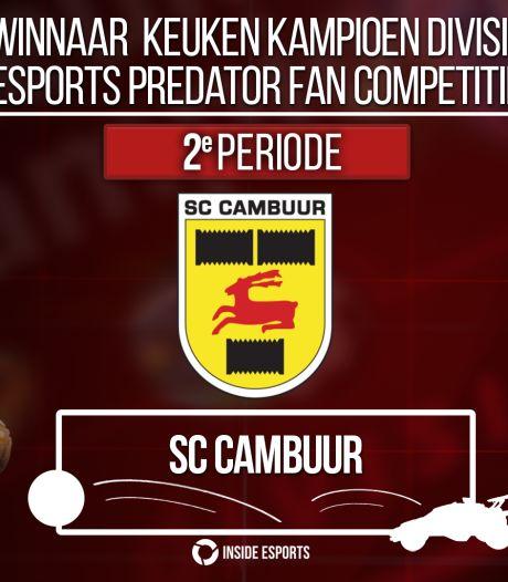 Cambuur Leeuwarden wint tweede periodetitel in Rocket League-versie Keuken Kampioen Divisie