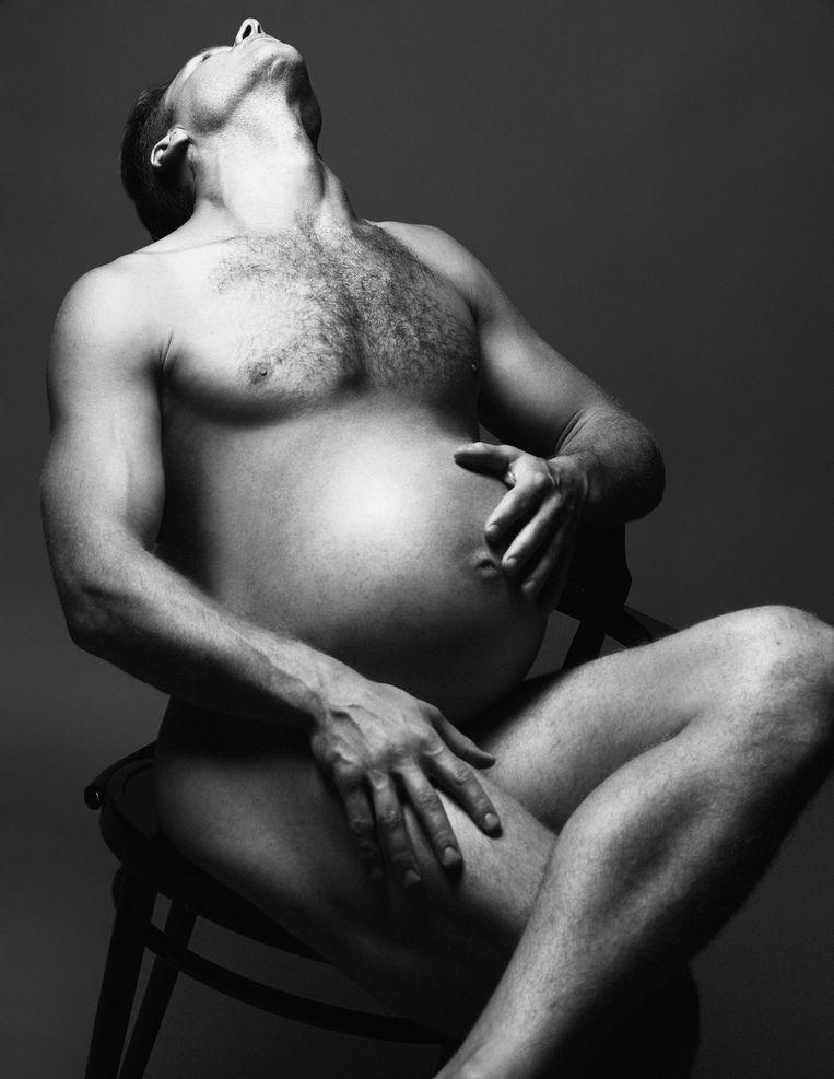 'Coen, trainer-model'. Beeld Phillipe Vogelenzang