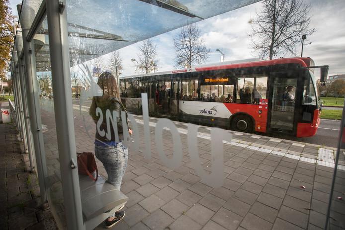 Nu stoppen de bussen nog altijd bij een halte die er toevallig al ligt. Maar in de toekomst zouden de mensen wel eens op kunnen stappen daar waar ze willen.