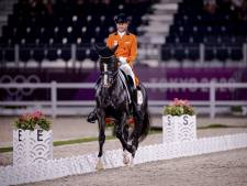 Nederlandse dressuurploeg vijfde, goud voor Duitsland