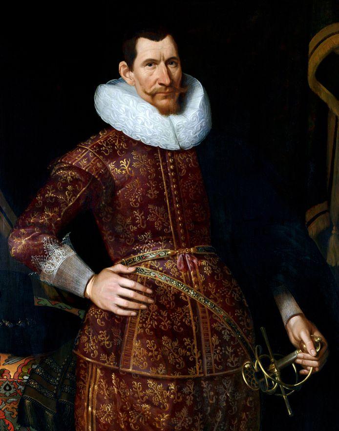 Jan Pieterszoon Coen (1587-1629).