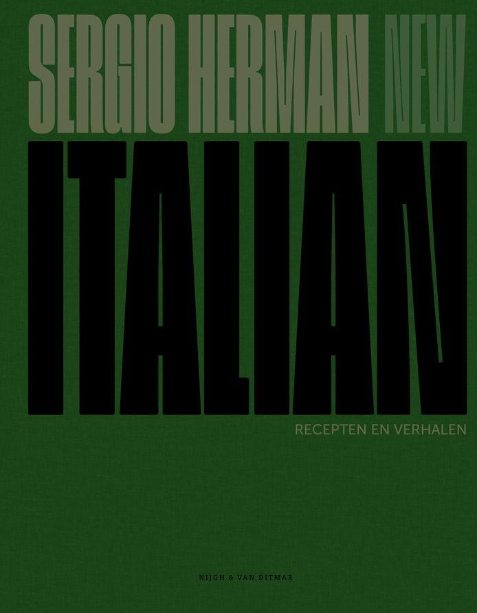 'New Italian' verschijnt op 19 mei bij Nijgh Cuisine, € 34,99.