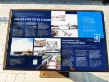 Hoe staken we vroeger bij Zaltbommel de Waal over naar Waardenburg? Antwoorden zijn nu te vinden op de Waalkade