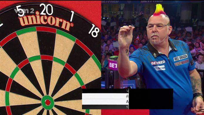 Peter Wright zette met winst in de finale de kroon op een geweldige week.