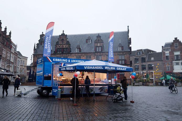 En Nijmegen.