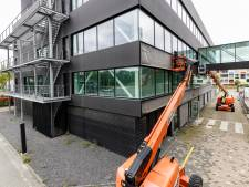 Bedrijf uit Heerde sloopt Amsterdamse rechtbank, en bouwt 'm in Enschede weer op